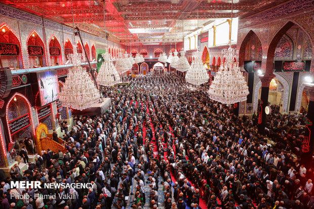 آمار ورود و خروج زائران اربعین حسینی طی روزهای گذشته